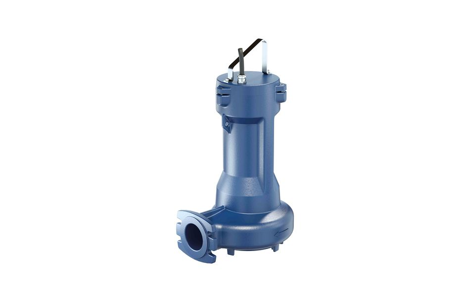 Waste Water Pump With Efficient Hydraulic System