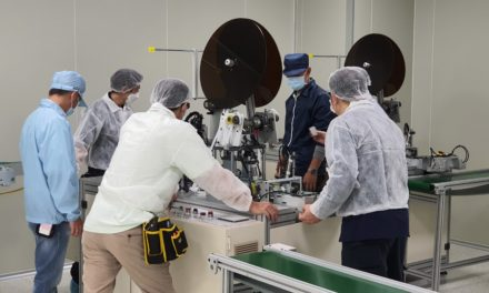 Against Coronavirus: A Bravery Story about A Taiwan National Machine Tool Team