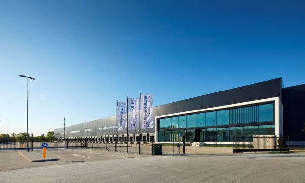 Rhenus Opens Its Sixth Warehouse in North Brabant