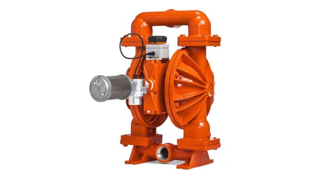 IoT Remote Monitoring System for Pumps