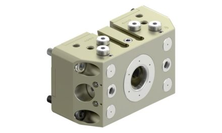 Miniature coupling for automated machine loading