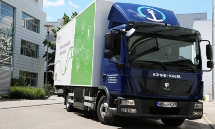 Infineon Technologies Commissioned an eTruck