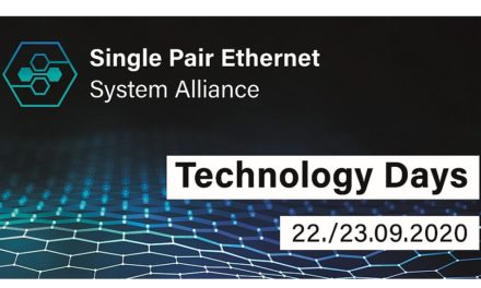 Technology Days: Single Pair Ethernet