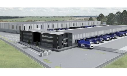 DSV: New location in Vestby with robotic storage system
