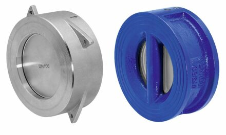 New Check Valves for Extremely High and Low Temperatures