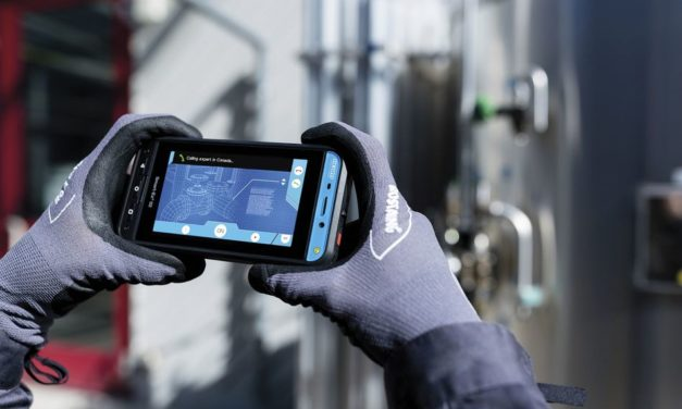 New Generation of Intrinsically Safe Smartphone