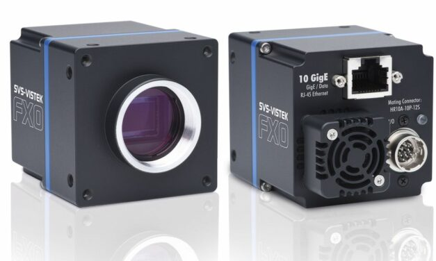 Extremely Compact Image Processing Cameras