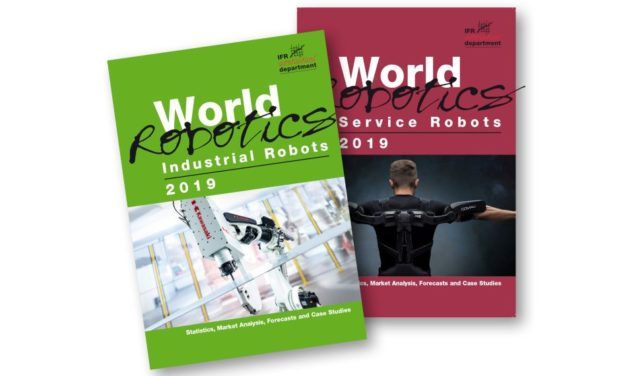 Top Trends Robotics 2020