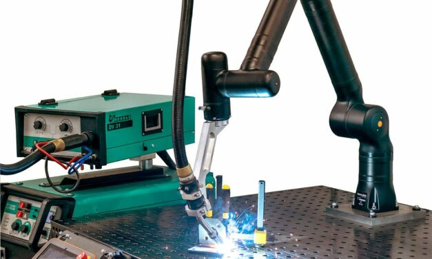 7-Axis Cobots for Welding