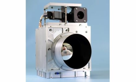 Sensor on Satellite Tracks Greenhouse Gases