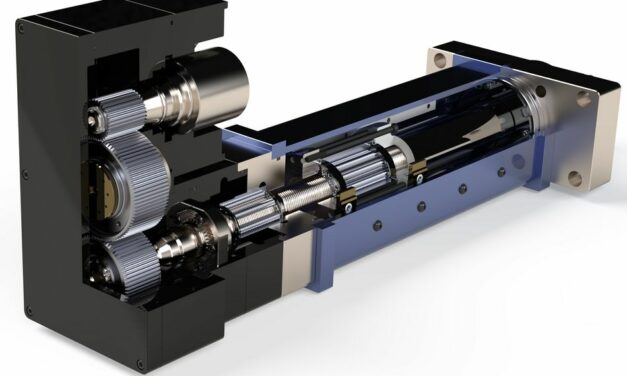Linear Actuators with Special Drive Chain Design