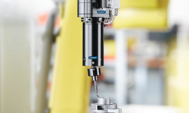 Automated Deburring