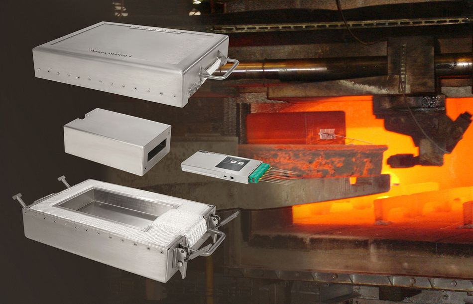 Furnace Tracking System for Demanding Heat Treat Applications